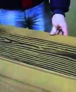 KPAPK14 Amerikan Panel Kapı Patina Boya Yapılması