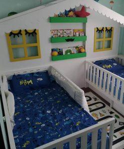 MY27 - 80x180 cm Çiftli Montessori Yatak