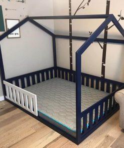MY47 - 150X200 cm Çatılı Montessori Yatak