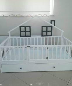 MY83 - Yavrulu Montessori Yatak