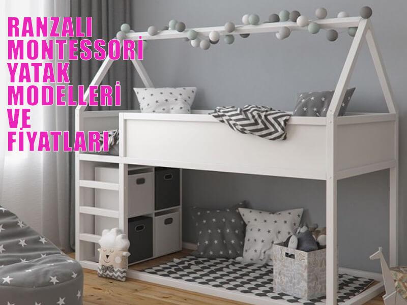 Montessori Ranza Yatak Modelleri Ve Fiyatları